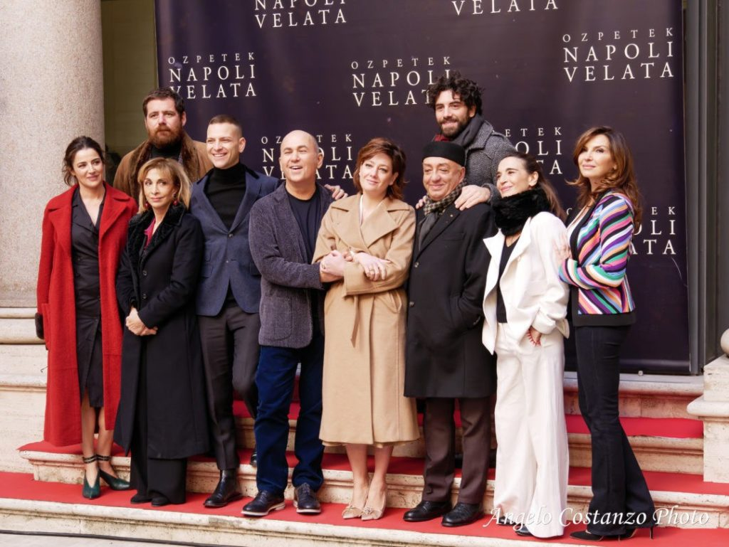 Cast Napoli Velata