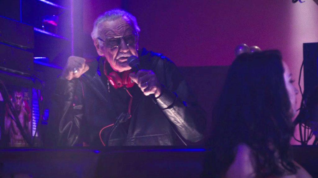 Stan Lee in Deadpool