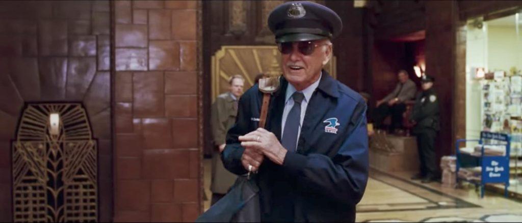 Stan Lee in Fantastici 4