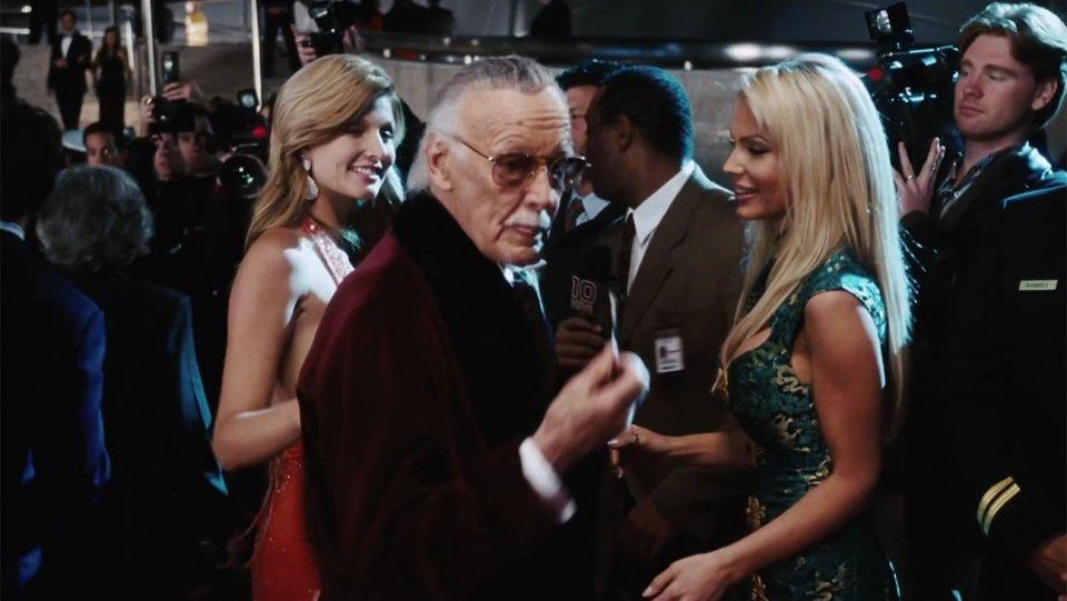 Stan Lee in Iron Man