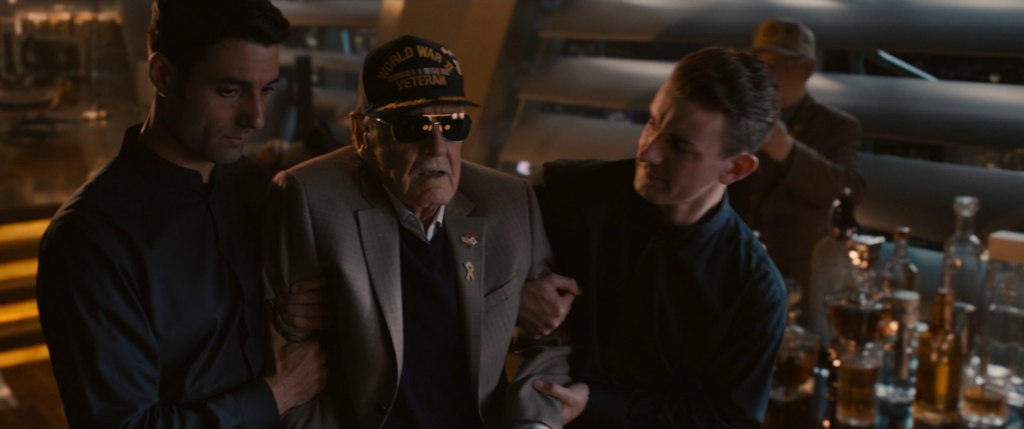 Stan Lee in Age od Ultron