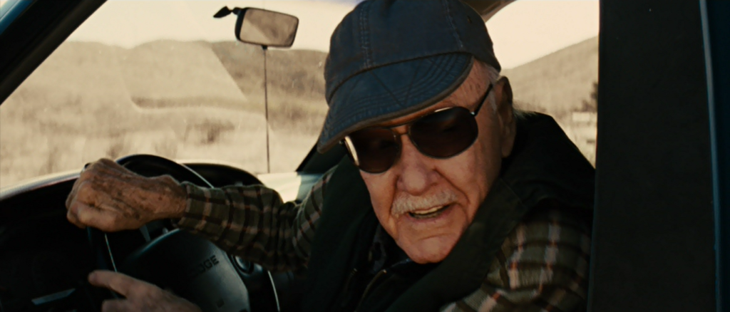 Stan Lee in Thor
