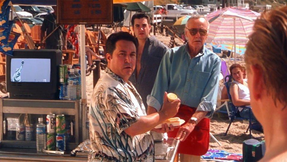 Stan Lee in X Men