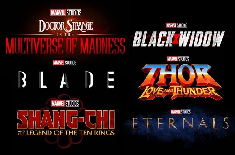 Film Marvel Fase 4
