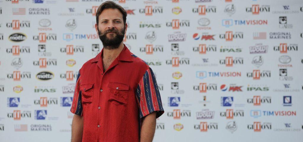 Alessandro borghi al Giffoni film festival 2019