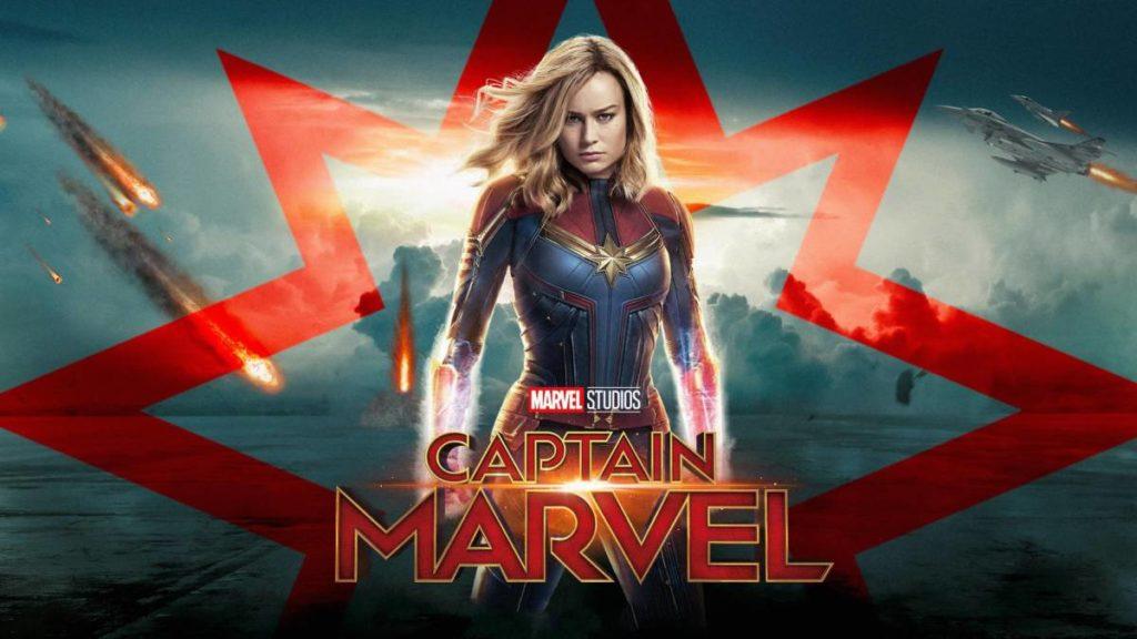Recensione Captain Marvel