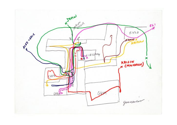 Mappa dell'elefante