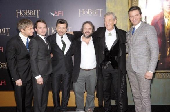 Cast Lo Hobbit un viaggio inaspettato
