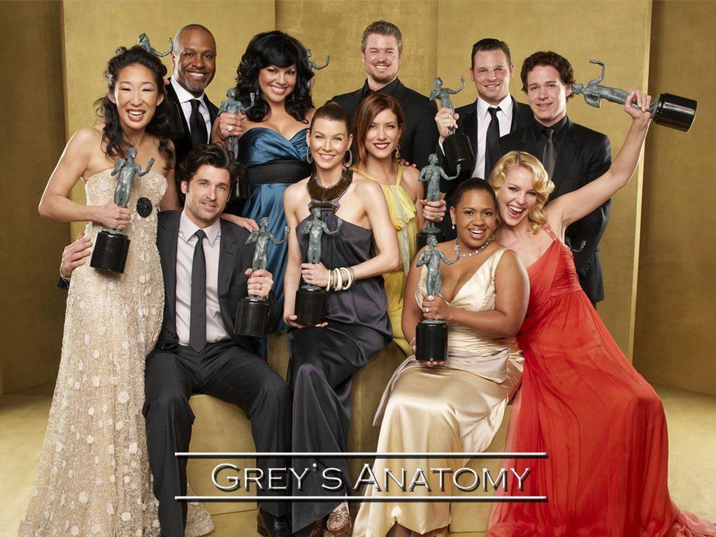 Grey's Anatomy Emmy Awards