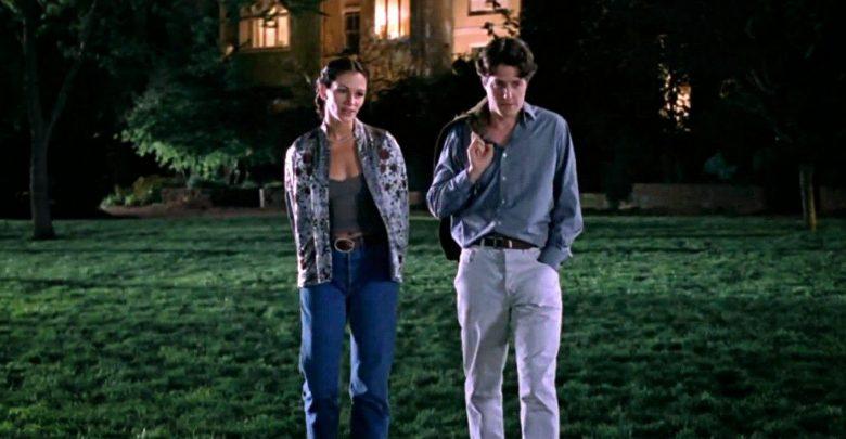 Hugh Grant e Julia Roberts