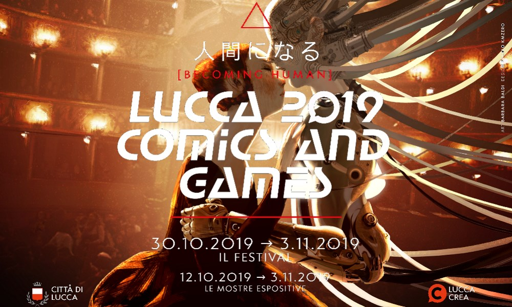 Programma Film Lucca Comics & Games 2019
