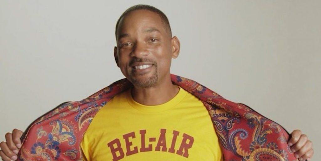 Il Principe di Bel-Air diventa una linea d'abbigliamento grazie a Will Smith