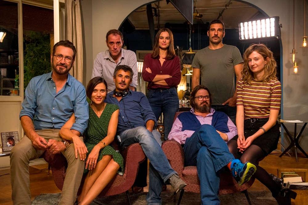 Cast Perfetti Sconosciuti