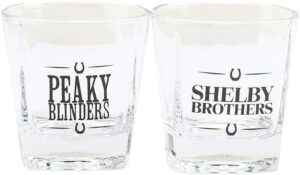 Bicchierini Peaky Blinders