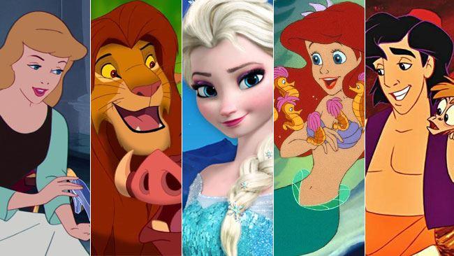 Canzoni Disney: le più Ascoltate su Spotify