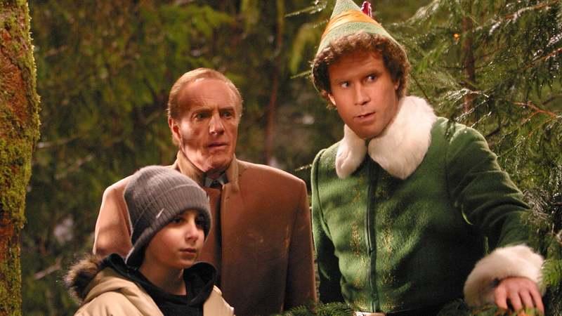 Elf un elfo di nome Buddy