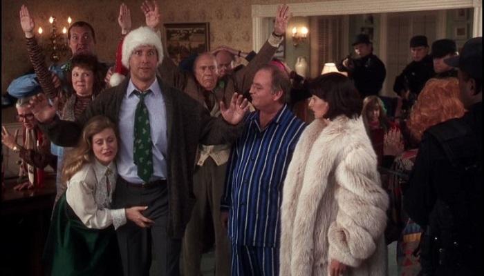 Un Natale Esplosivo