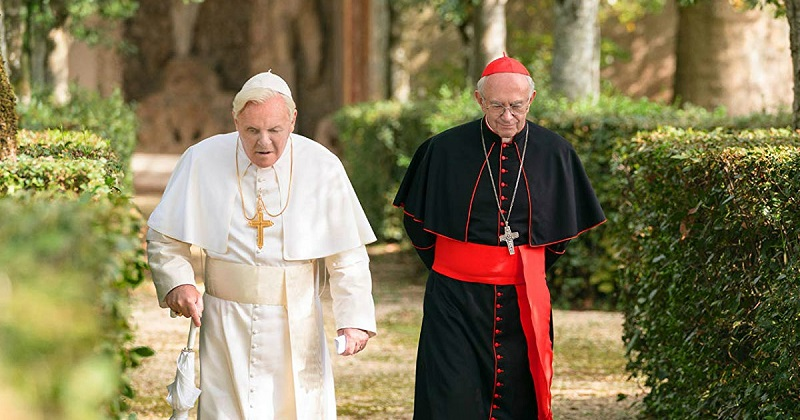 recensione i due papi