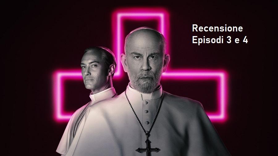 The New Pope: Recensione episodi 3 e 4