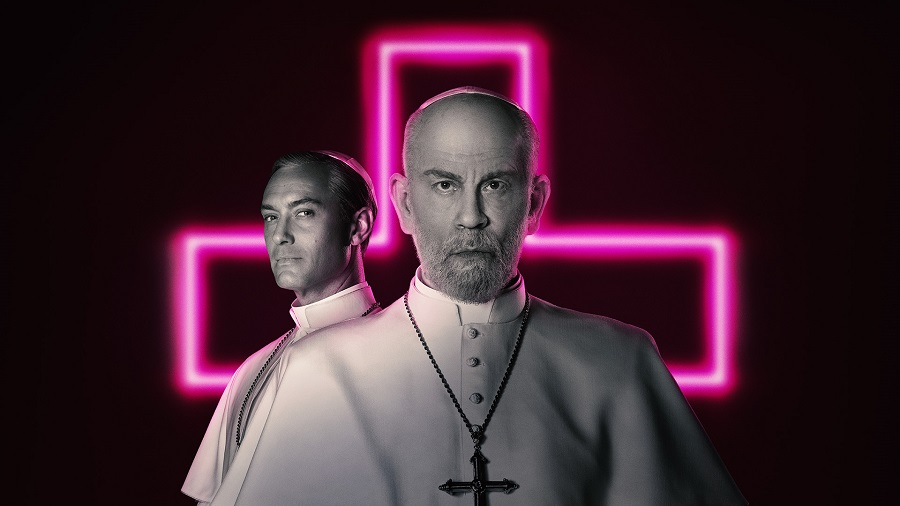 recensione the new pope