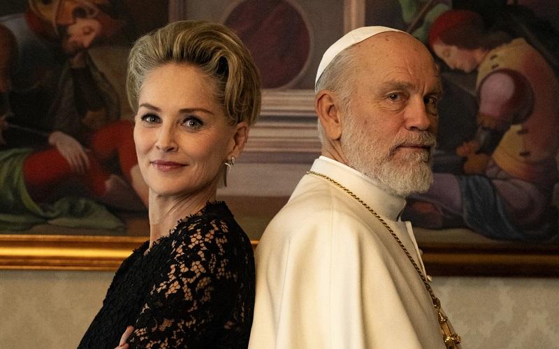 new pope puntata 5