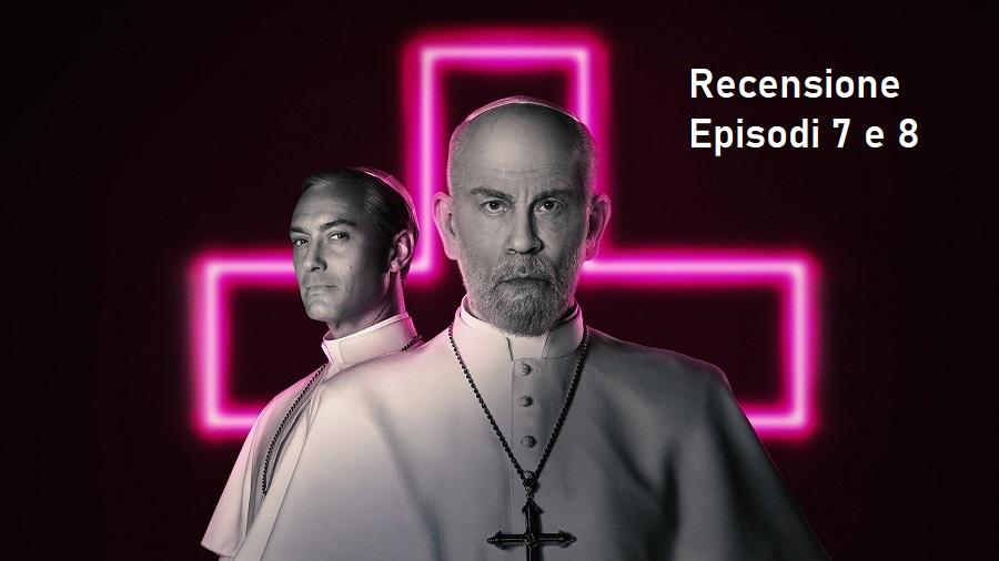 The New Pope: Recensione episodi 7 e 8