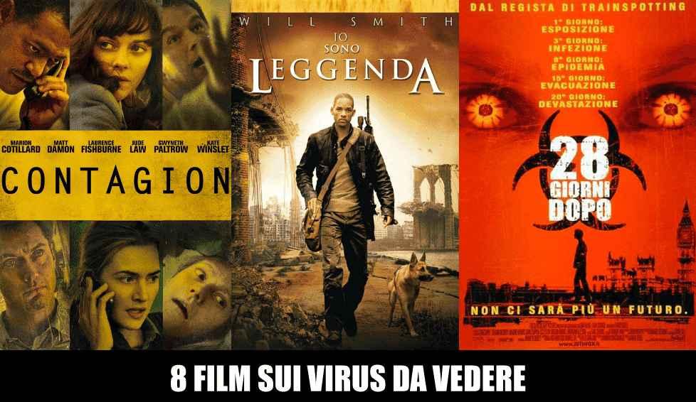 8 Film sui Virus da vedere assolutamente