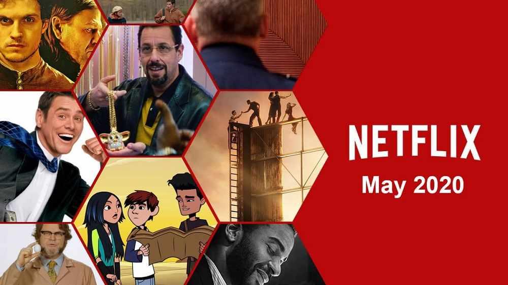 Novità Netflix in uscita a Maggio 2020