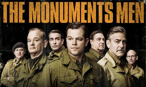 Recensione Monuments Men di George Clooney