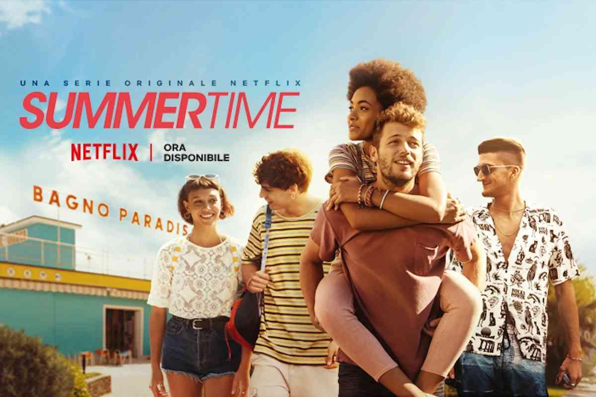 Recensione Summertime: Serie TV italiana di Netflix