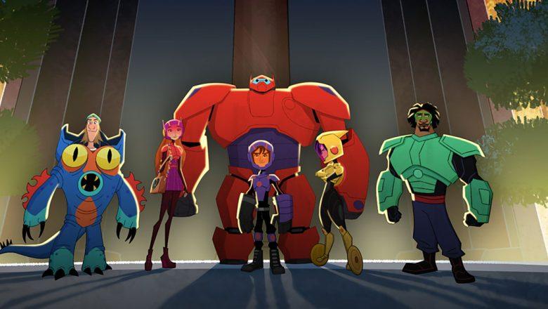Big Hero 6 – La serie