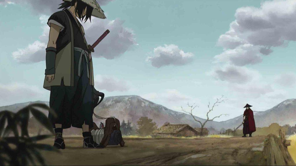 Sword of the stranger - Un racconto epico e realistico