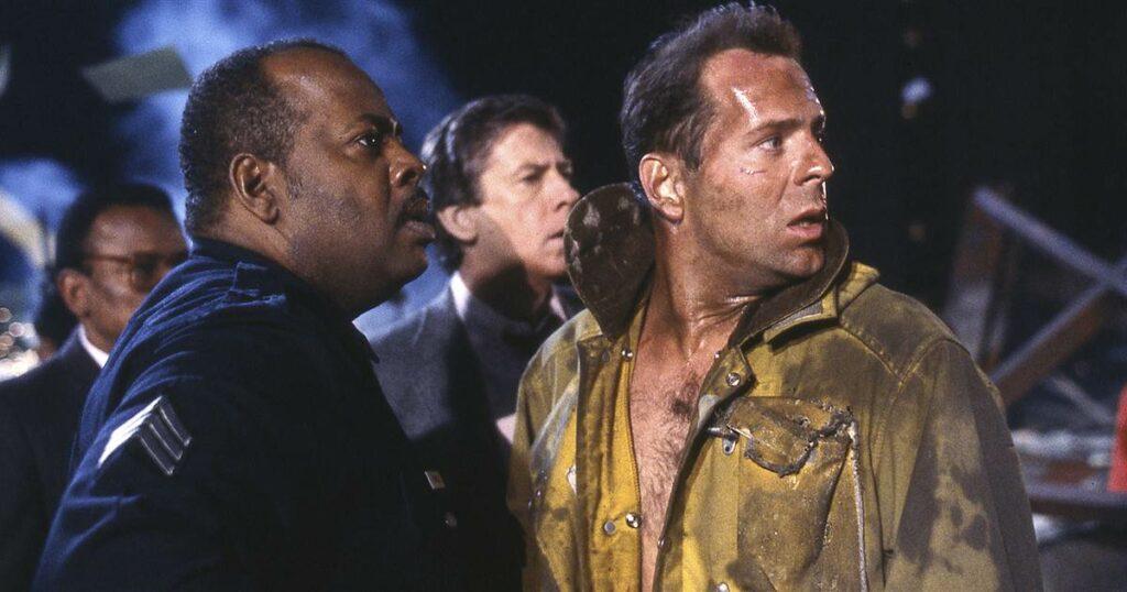 Reginald in Die Hard