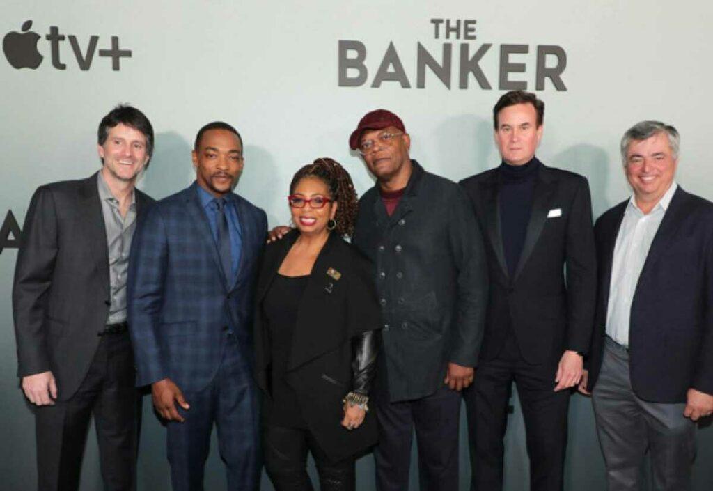 cast the banker