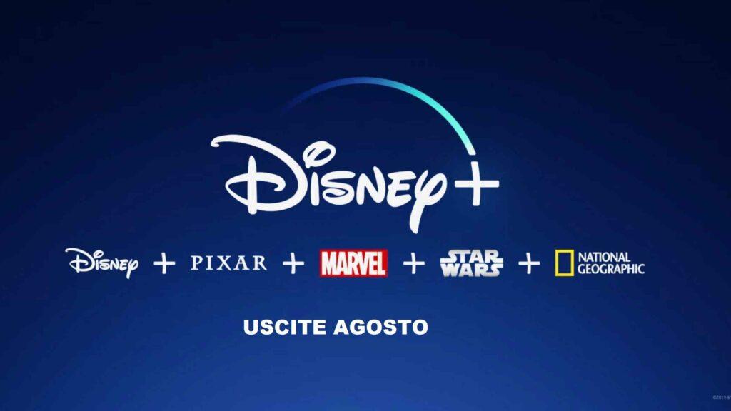 Tutte le novità su Disney+ ad Agosto 2020