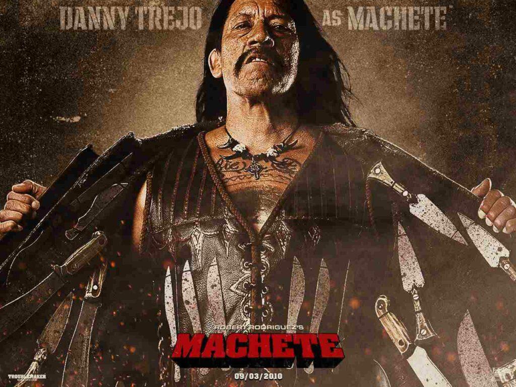 Recensione Machete 2010
