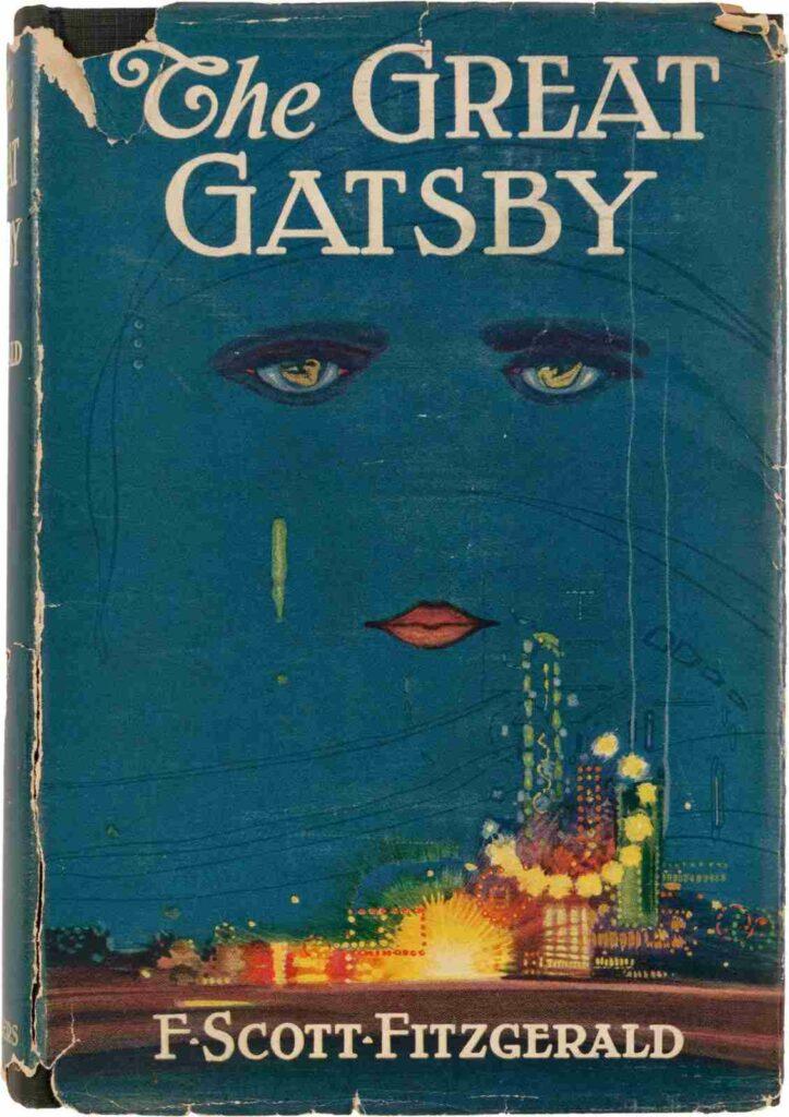 Romanzo il Grande Gatsby