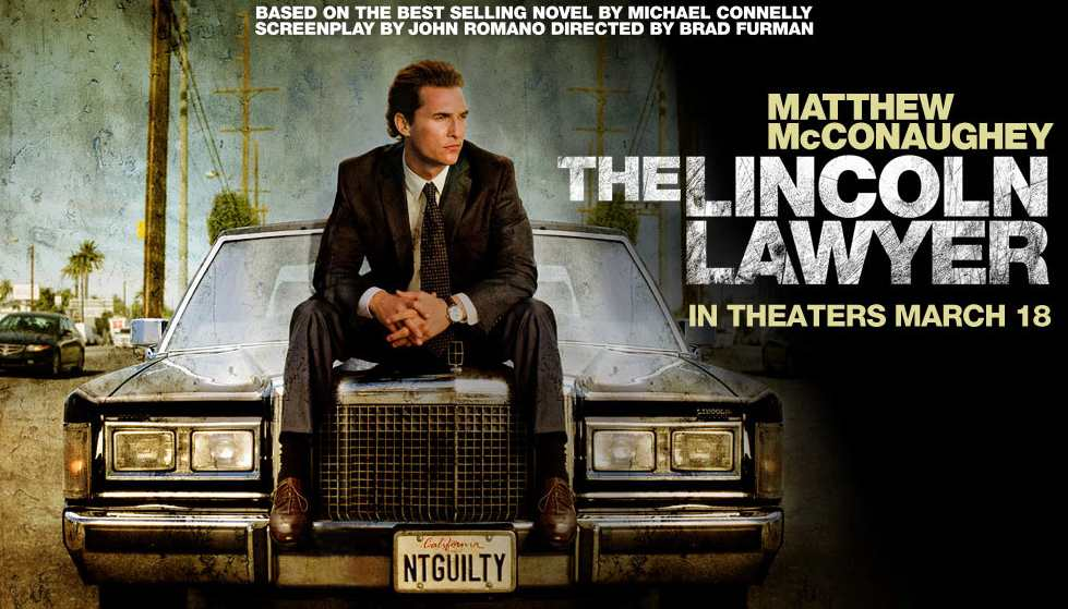 Recensione The Lincoln Lawyer con Matthew McConaughey