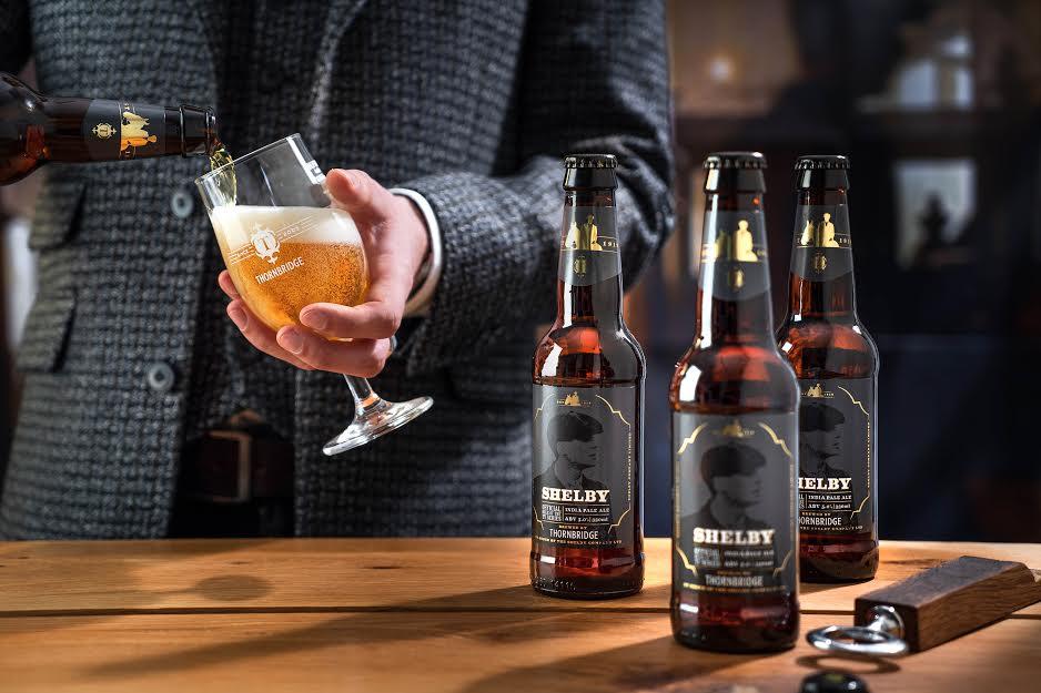 Shelby, arriva la birra ufficiale dei Peaky Blinders su HOPT