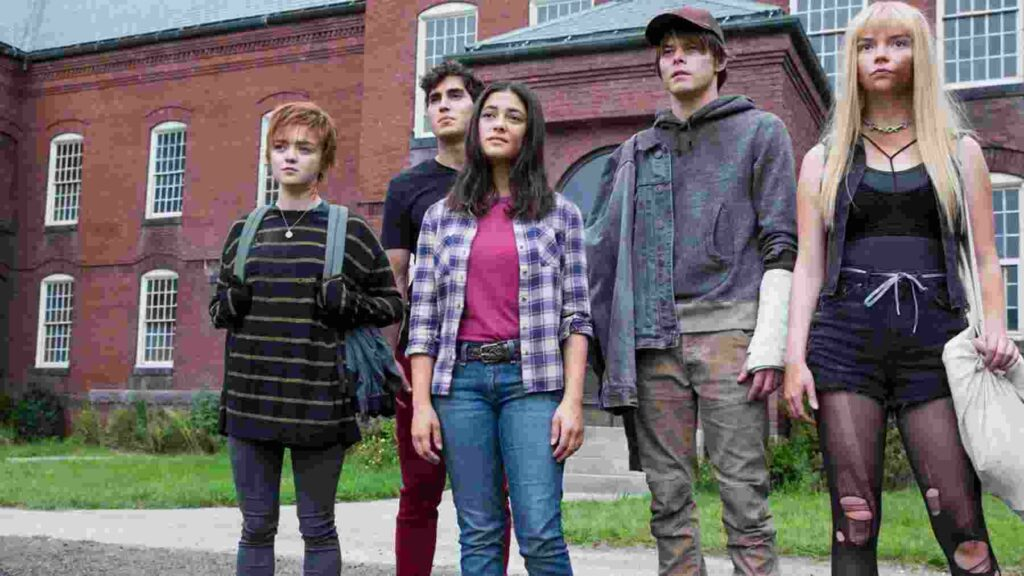 Cast New Mutants