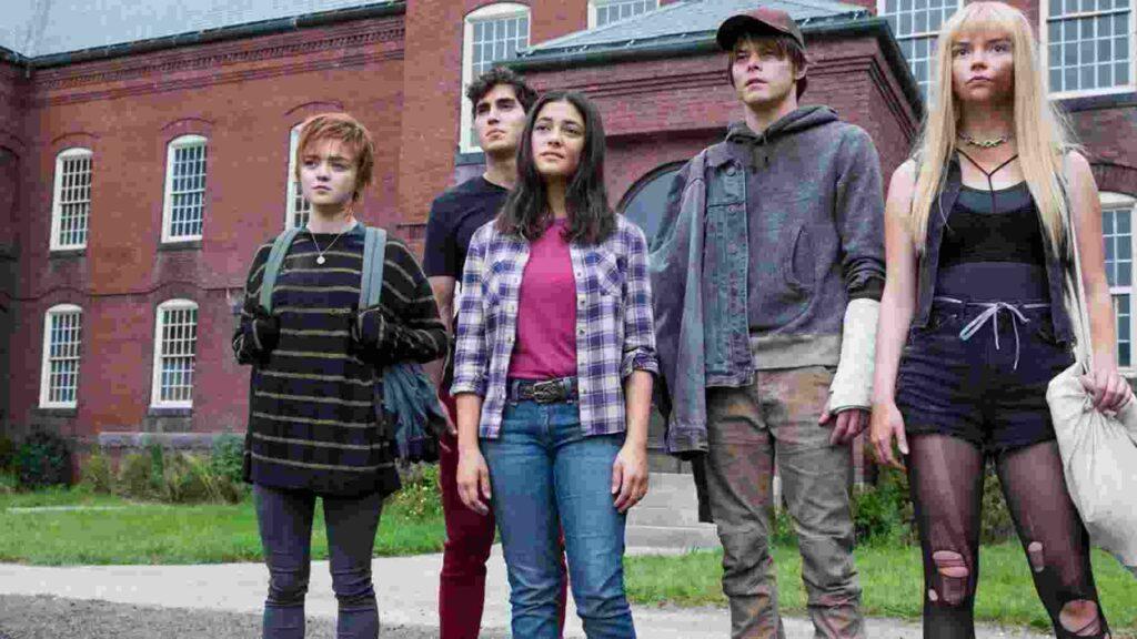Cast New Mutants