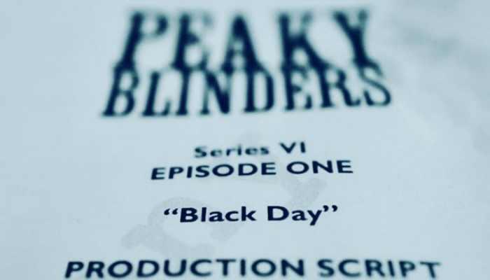 Peaky Blinders 6 Black Day