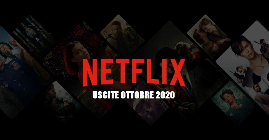 Novità Netflix in uscita ad Ottobre 2020