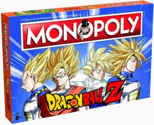 Monopoly - Dragon Ball