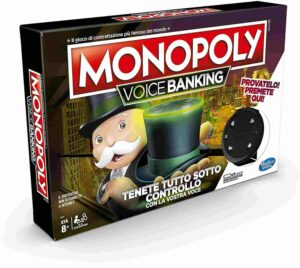 Monopoly - Voice Banking