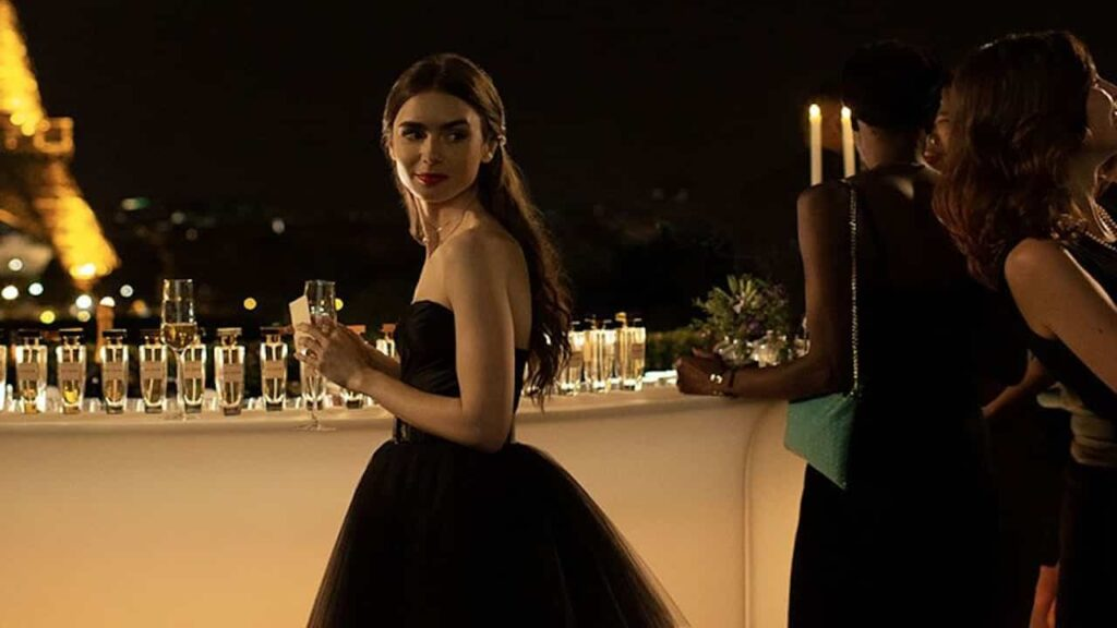 Recensione Emily in Paris serie Netflix con Lily Collins