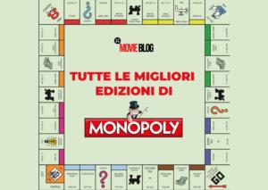Tutte le Edizioni di Monopoly