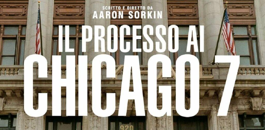 Recensione Processo ai Chicago 7