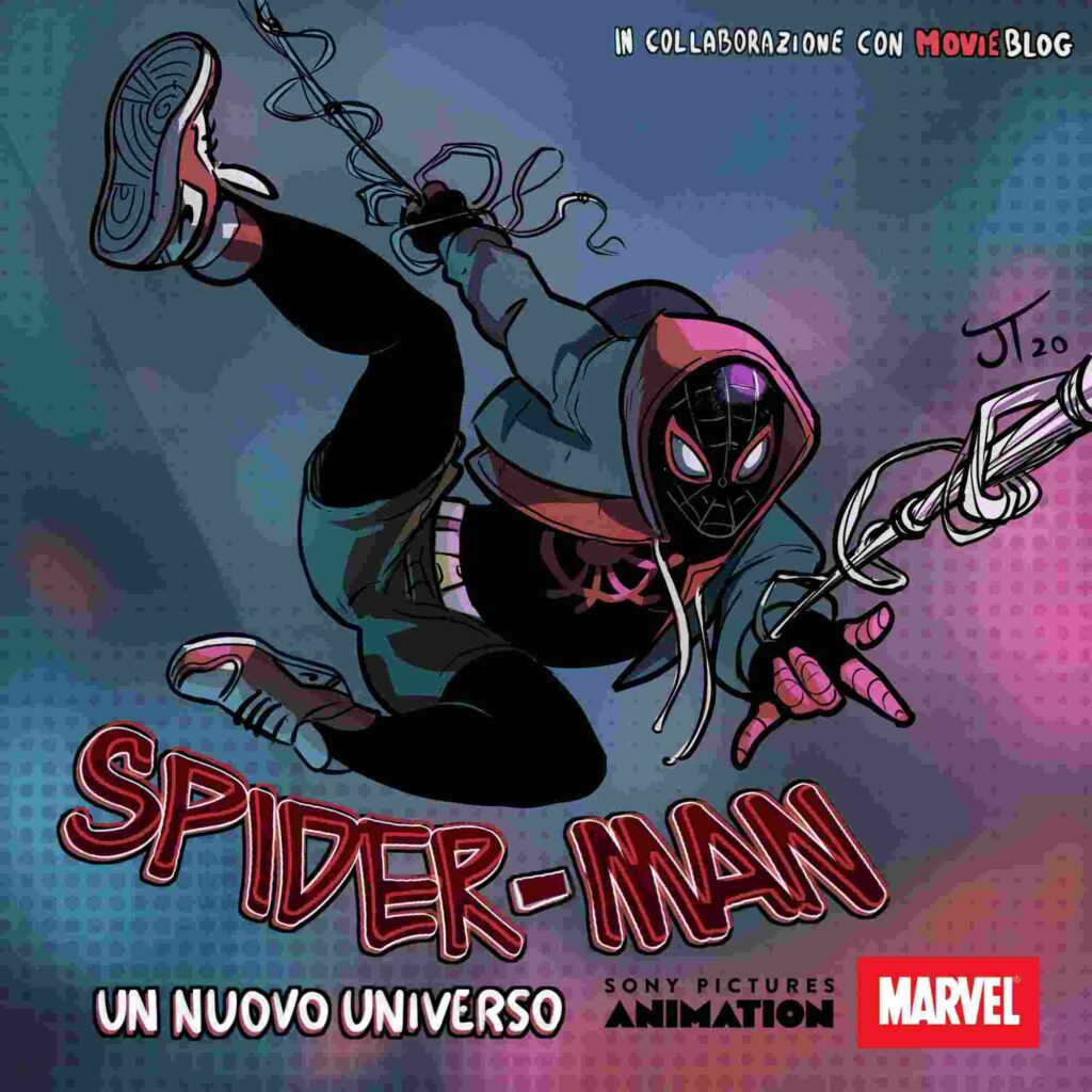 Illustrazione Spiderman