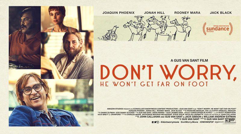 Recensione Don't Worry con Joaquin Phoenix